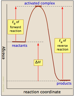chemistry rates of reaction catalysts and activation energy