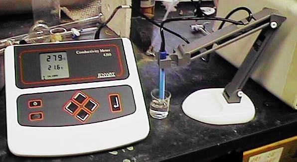 Conductivity Of Distilled Water At Room Temperature